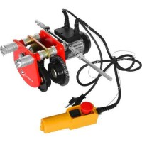 Каретка электрическая для электрической тросовой тяги