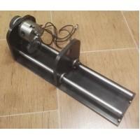 Трехкулачковая поворотная ось для лазерного станка с ЧПУ