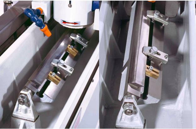 Станок для заточки плоских ножей BM 650/850
