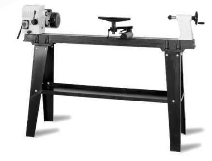 Станок токарный деревообрабатывающий WLAM-1100U