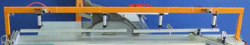 Пневмобалка на форматно-раскроечный станок PB-3000