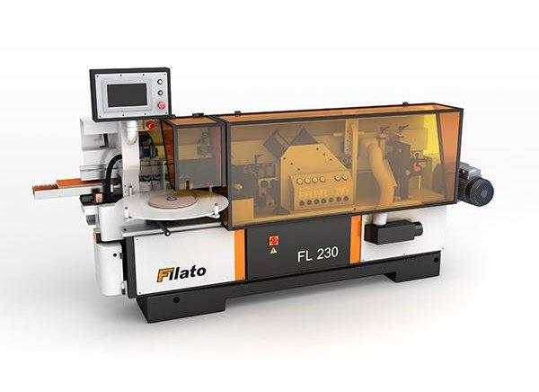 Станок кромкооблицовочный автоматический Filato-230