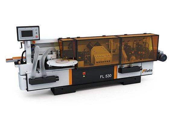 Автоматический кромкооблицовочный станокFilato FL-530, FL-530U, FL-530US