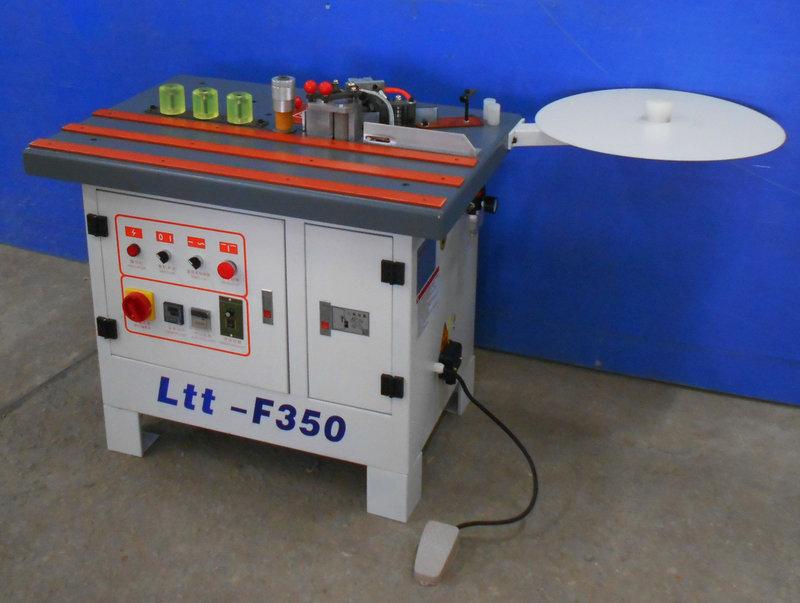 Криволинейный кромкооблицовочный станок LTT-F350