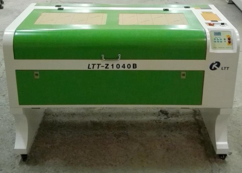 Лазерный гравировальный станок с ЧПУ LTT-Z1040
