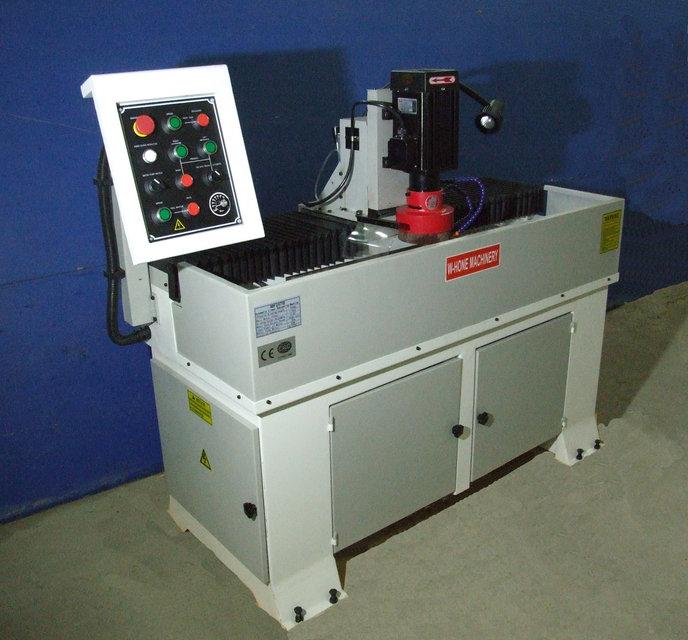 Станок для автоматической заточки плоских ножей с магнитной плитойMF-257В